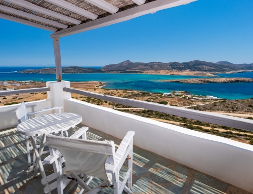 Villa Anemolia Cycladic traditional house